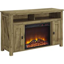 comfortable relaxing with a tv stand with fireplace decorations