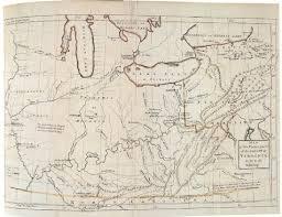 Jamestown Virginia Map by Virginia Map 3 Encyclopedia Virginia The Blog