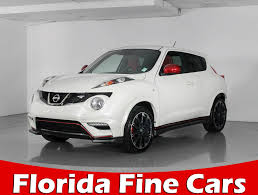nissan juke nismo interior used 2014 nissan juke nismo rs awd suv for sale in west palm fl