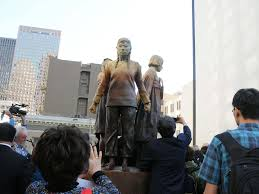 Comfort Women In Philippines An Important Statue For U201ccomfort Women U201d In San Francisco The New