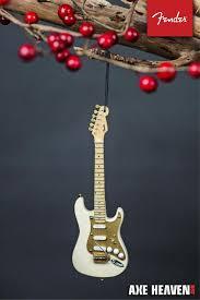 6 fender 50s stratocaster guitar ornament axe