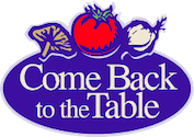back to the table home come back to the table come back to the table