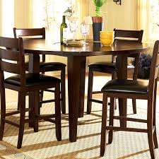 dining room sets for 4 bedroom stunning counter height dining table round high kitchen