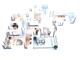 25 more 3 bedroom 3d floor plans picturesque penthouse apartment