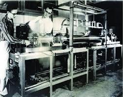 us bureau of standards us atomic clock at national bureau of standards 1960 copyright