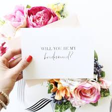 be my bridesmaid cards will you be my bridesmaid card set esther co