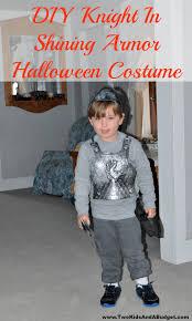 Halloween Costume Armor Diy Knight Shining Armor Halloween Costume