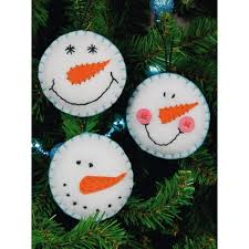 239 best felt decorations images on