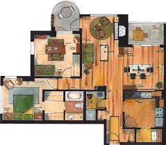 in apartment floor plans friends apartments floorplan version by nikneuk on deviantart