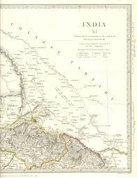 Punjab India Map by 11map