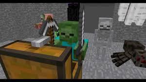 monster combat minecraft animation minecraft videos