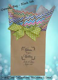 personalized wedding welcome bags 314 best oot bags out of town guest bags images on