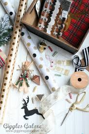 gift wrapping accessories creative christmas gift wrapping ideas techniques