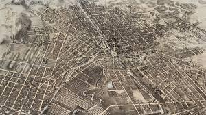Syracuse Map Syracuse New York History And Map 1874 Youtube
