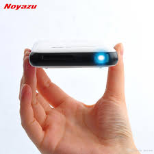 smart home theater projector noyazu d05 1080p hd multimedia portable smart projector pico video