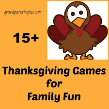 15 thanksgiving for family