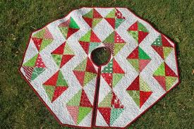 tree skirt pattern quilting