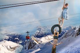 photo montage child mountain cable free photo on pixabay