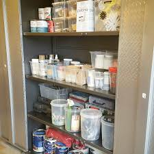 how to organize your storage pantry when it u0027s a nightmare mess