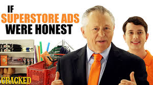 statistic tv show purchased on black friday at target if superstore ads were honest honest ads target walmart parody
