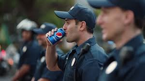 ad police watch the pepsi commercial that has the entire internet going