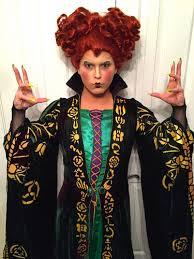 Winifred Sanderson Halloween Costume Show Costume 219