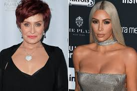 Laura Benanti Naked - sharon osbourne can t stop talking about kim kardashian page six