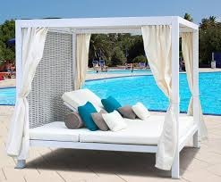 Outdoor Wicker Daybed Glamorous Outdoor Furniture Daybed Home Decorations Spots