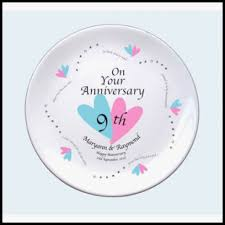 ninth anniversary gifts wedding gift view ninth wedding anniversary gift ideas transform