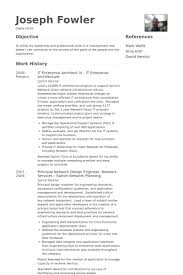 Data Architect Sample Resume by Enterprise Architect Resume Samples Visualcv Resume Samples Database