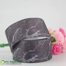 grosgrain ribbon marble print grosgrain ribbon customize print ribbon clothes garment