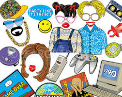 90s Theme Party Decorations 90s Party Etsy