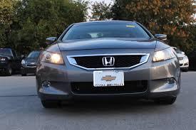 2010 honda accord coupe ex l 2010 used honda accord coupe 2dr v6 automatic ex l at penske honda