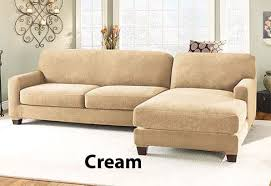 Chaise Cover Sofa Beds Design Excellent Traditional Slipcover Sectional Sofa