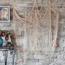 aliexpress com buy high quality fishing net bar 3d wall