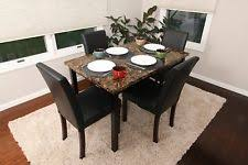 marble dining table ebay