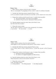 Inside Sales Resume Example by Passive Voice Test