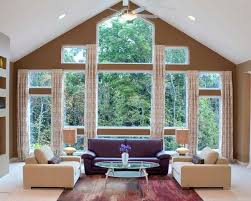 Large Window Curtain Ideas 32 Best Window Treatments Images On Pinterest Curtains Home And