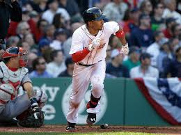 on baseball mookie betts provides spark sox been missing