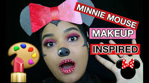 Minnie Mouse Halloween Makeup by Last Minute Diy Costume Minnie Mouse Maquillaje De Minnie Mouse