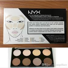 cheap professional makeup nyx highlight contour pro palette powder professional makeup