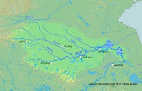rivers in china map file huairivermap jpg wikimedia commons