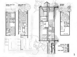 house plans modern row home plans small row house floor plans adhome