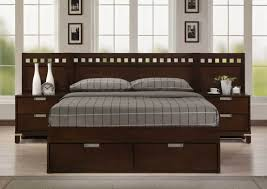 California King Platform Bedroom Set Bed Wonderful California King Bed Frame With Drawers Wonderful