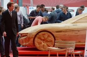 ligna trade fair getting more out of wood