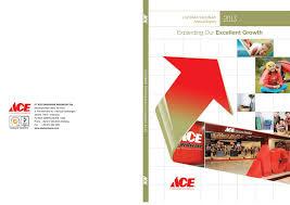 ace hardware annual report annual report 2013