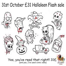 get your spook on hallowe u0027en flash sheets in brighton and beyond