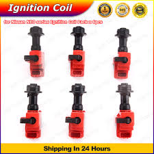nissan frontier ignition coil 2004 2010 cadillac cts 3 6l ignition coil 6x 6x iridiumxp spark
