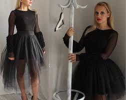 black wedding dresses black wedding dress etsy