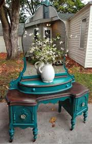How To Antique Furniture by Best 25 Turquoise Furniture Ideas On Pinterest Distressed